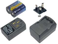 SONY CR-P2S battery charger
