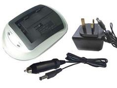 SHARP VL-PD3H battery charger